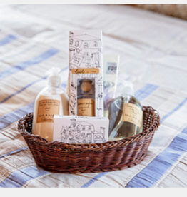 "Mother's Day Gift Basket ""French Connection"""