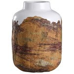 Style Craft Home Collection Rustic Canyon Vase