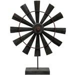 Coffee Windmill Sculpture