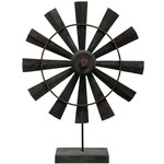 Style Craft Home Collection Coffee Windmill Sculpture