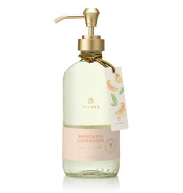 Thymes Mandarin Coriander Collection - Large Hand Wash