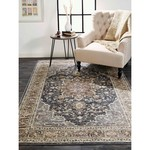 Feizy Grayson Charcoal Rug