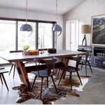Four Hands Ripley Dining Chair - Black Oak