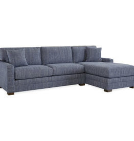 Lee Industries Sectional - Outdoor Onyx