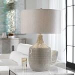 Uttermost Felipe Gray Table Lamp