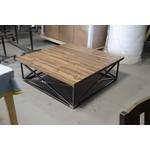 Cardinal Iron Base Coffee Table
