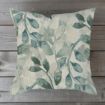 Braxton Culler Large Spa Leaf Toss Pillow