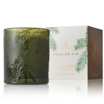 Frasier Fir Collection - Green Glass Gift Candle
