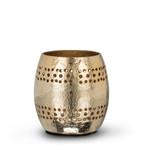 Dot Barrel Gold Hurricane - Small