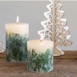 Fir & Cedar Candle - 4 x 6