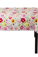 Tag ltd Fresh Flower Garden Tablecloth