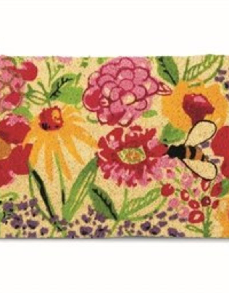 Tag ltd Fresh Flowers Estate Coir Mat