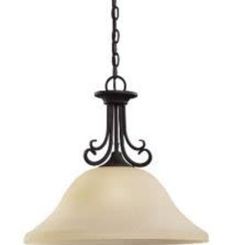 Seagull Lighting Sea Gull Del Prato 1-Light Pendant