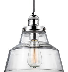 Feiss Feiss Baskin 1-Light Pendant