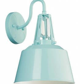 Feiss Feiss Freemont 1 Light Sconce - Blue