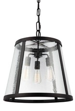 Feiss Feiss Harrow 3-Light Pendant