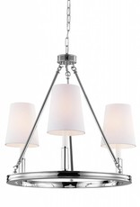 Feiss Feiss Lismore 3 Light Chandelier