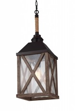 Feiss Feiss Lumiere 1-Light Pendant