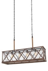 Feiss Feiss Lumiere 4-Light Chandelier