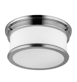 Feiss Feiss Payne 2-Light Flush Mount