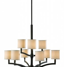 Feiss Feiss Stelle 9-Light Chandelier