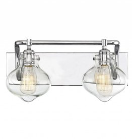 Savoy House Savoy House Allman 2 Light Bath Bar