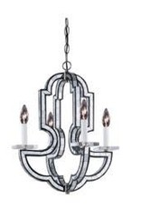Savoy House Savoy House Boutique 4-Light Chandelier