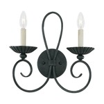 Sea Gull Double Light Wall Sconce