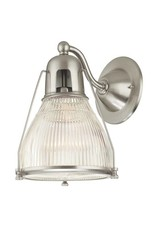 Hudson Valley Hudson Valley Haverhill Wall Sconce Satin Nickel
