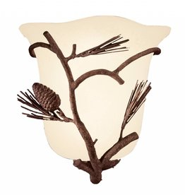 Kalco Kalco Ponderosa 1 Light Wall Sconce
