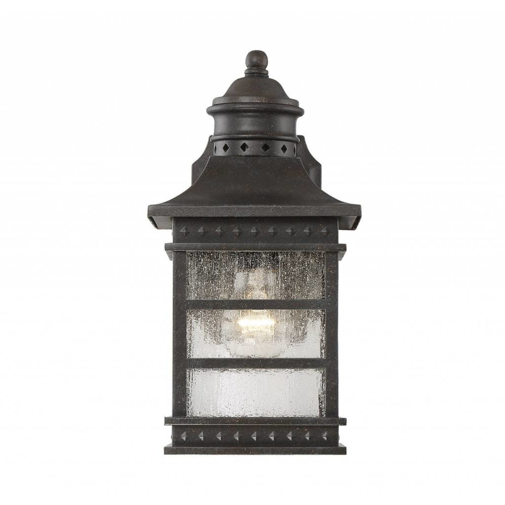 Savoy House Seafarer 1 Light Outdoor Wall Sconce