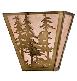 Meyda Meyda Tall Pines Wall Sconce