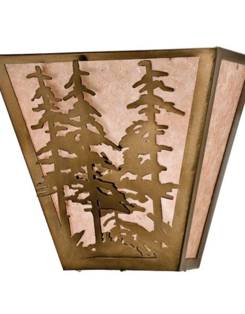 Meyda Meyda Tall Pines Wall Sconce