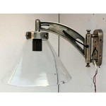 North American Country Home Glass Wall Lamp