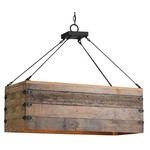 Currey & Co Currey and Company Billycart Chandelier