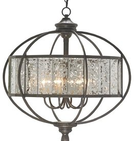 Currey & Co Currey and Company Florence Chandelier