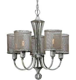 Uttermost Uttermost Pontoise 5-Light Chandelier