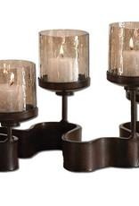 Uttermost Candleholder - Ribbon