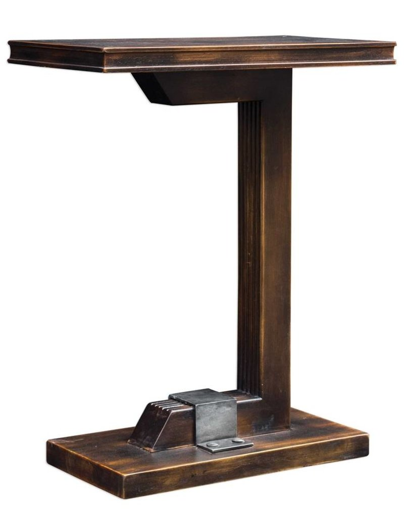 Uttermost Deacon Accent Table