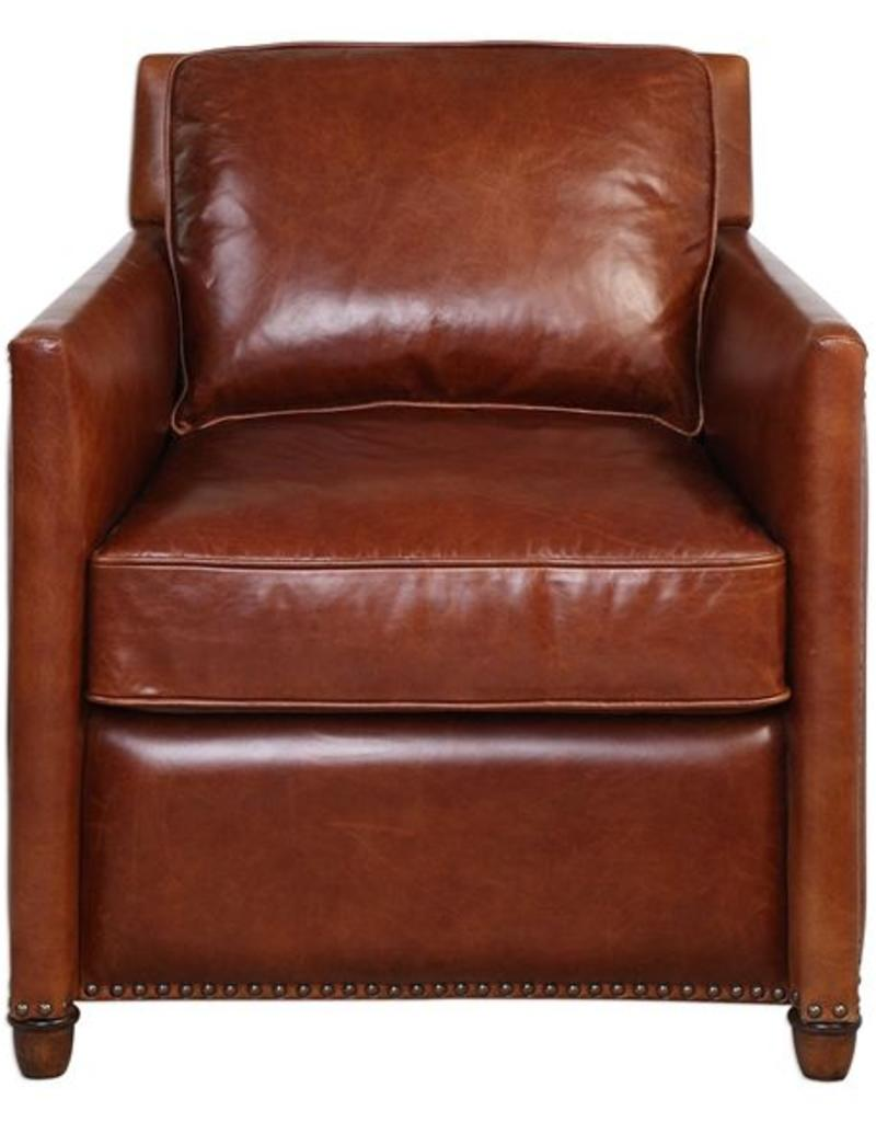 Uttermost Roosevelt Club Chair