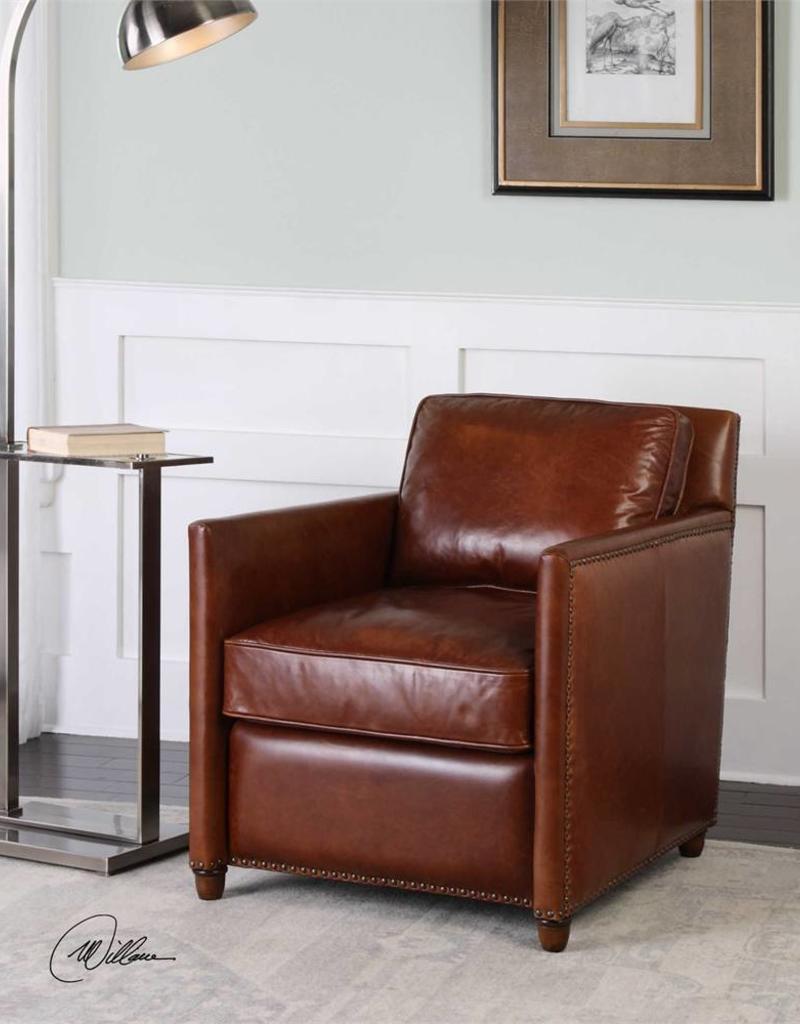 Uttermost Roosevelt Club Chair