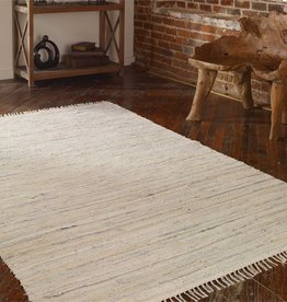 Uttermost Stockton White Rug, 5x8