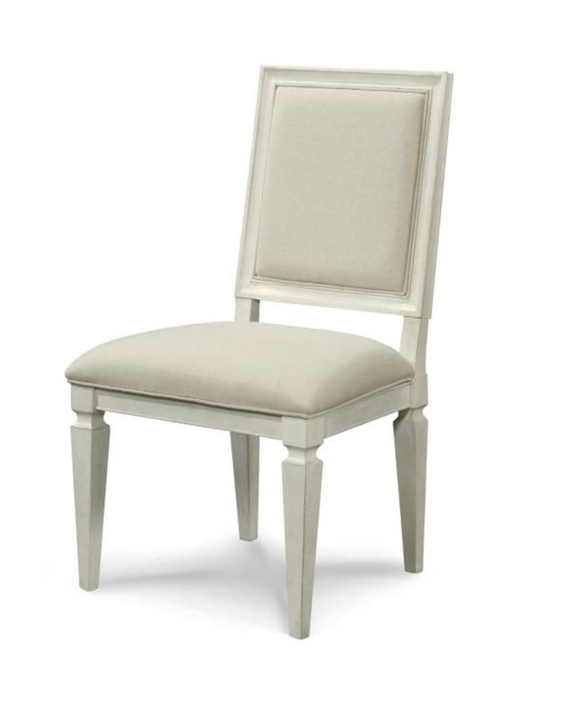 Universal Furniture Woven Accent Side Chair