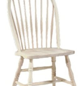 Eddy West Windsor Side Chair - Cream