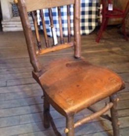 Rustic Twig Side Chairs, Set of 6