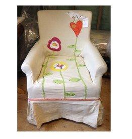 Design Home Bird Upholstered Chair