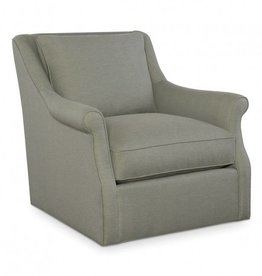 CR Laine Marcelle Swivel Chair - Castellet Jonquil