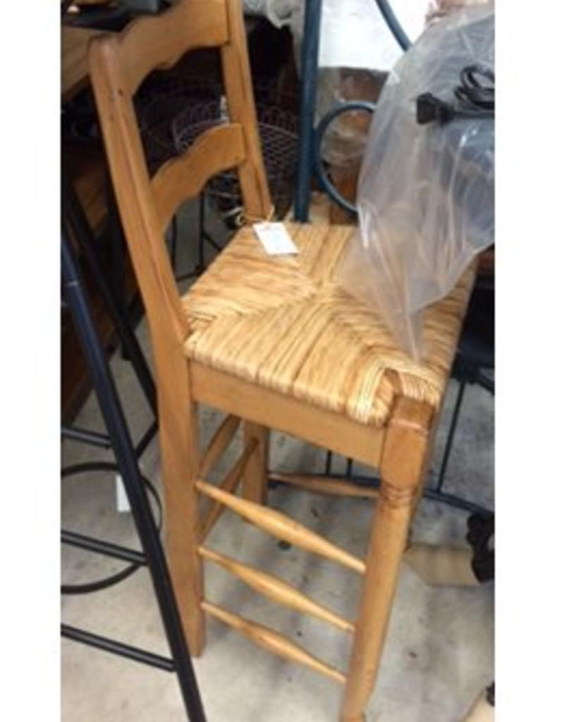 Lorts Villager Bar Stool - Nutmeg
