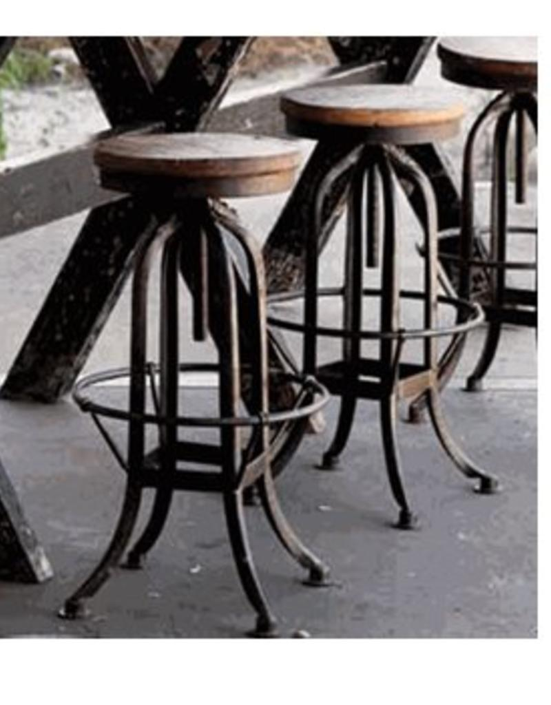 Park Hill Industrial Factory Stool