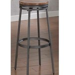 Universal Furniture Lucy Backless Swivel Stool